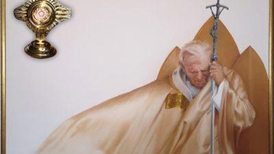 Relikvija sv. Janeza Pavla II