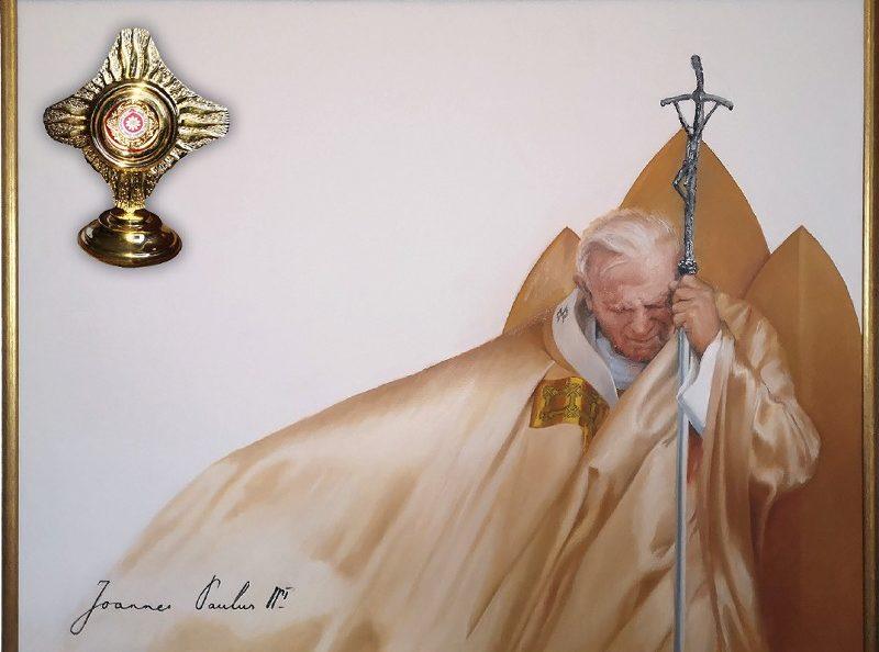 Slika Janeza Pavla II