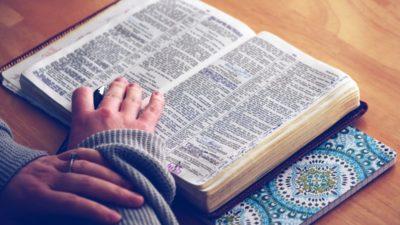 Biblična skupina – srečanja ob nedeljski božji besedi