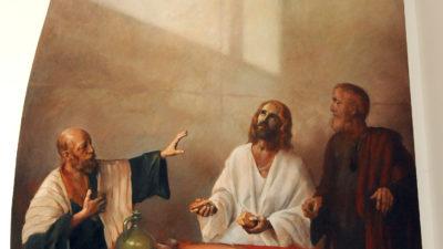 3. VELIKONOČNA NEDELJA – prenos svete maše