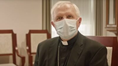 Poslanica nadškofa Zoreta v podporo ukrepom za preprečevanje okužb s koronavirusom
